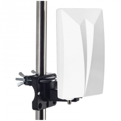 Antenne terrestre dvb t lectronique amplifi e hd line hd for Antenne 4g exterieur